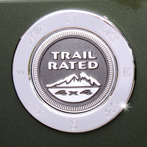 Compass Highlight Surround for Trail Rated 2